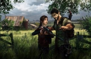 Ashley Johnson and Troy Baker in 2013's Last Of Us. (Courtesy image)