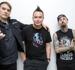 blink-182 headline this year's MUSINK at the Orange County Fair and Events Center in Costa Mesa. (Courtesy photo)