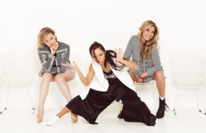 Flans is comprised of Ilse, Ivonne and Mimi. (Courtesy photo)