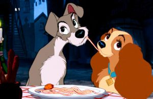 Win a Blu-ray / DVD / Digital copy of Lady and the Tramp (Disney)