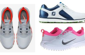 Buying your first pair of golf shoes? (Courtesy image)