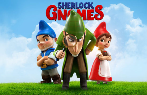 Image result for sherlock gnomes