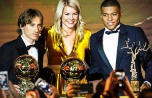 Kilian Mbappe, who managed to win a number of both team and individual trophies, so he is now considered one of the most promising players of his generation.