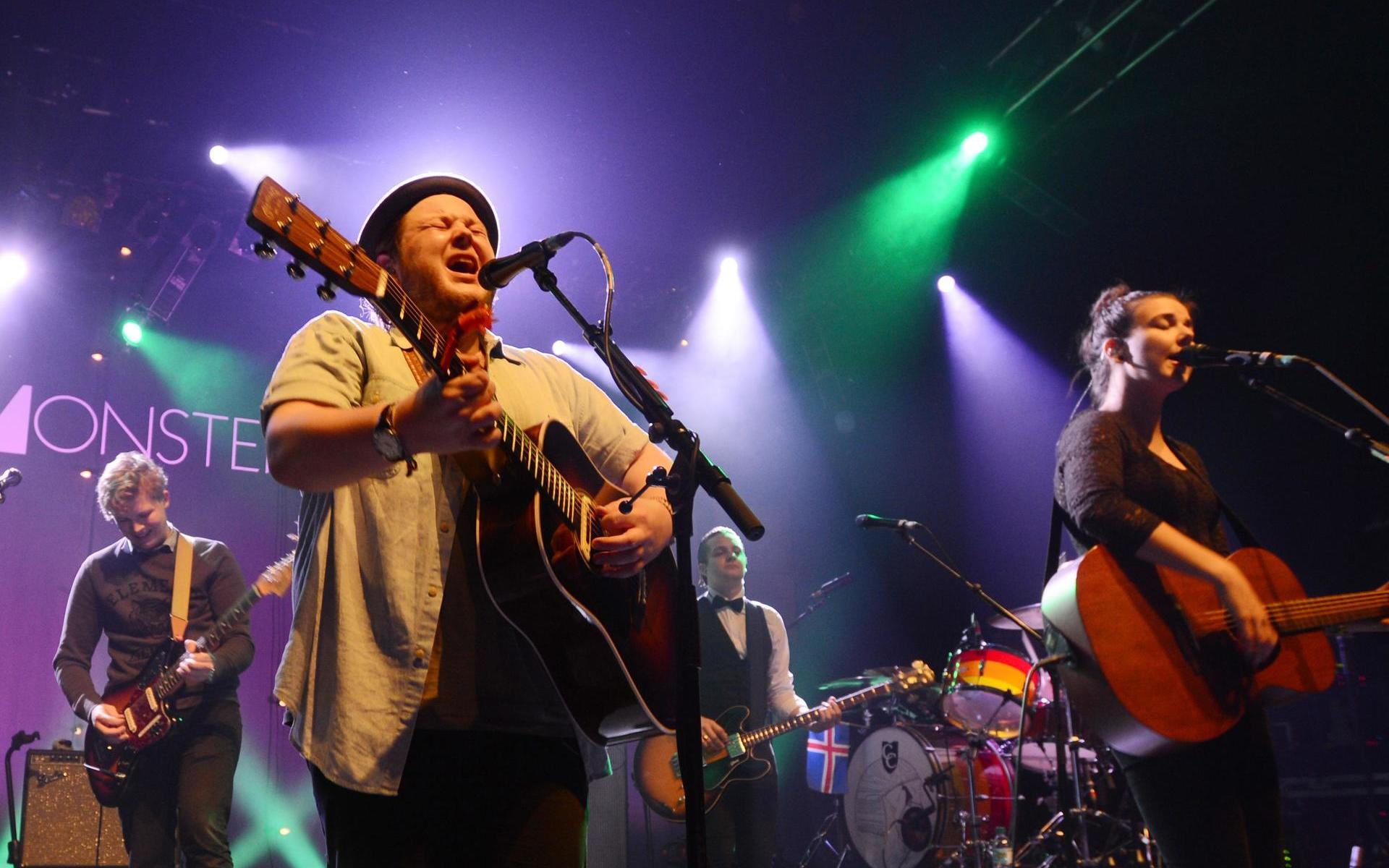 Review Of Monsters And Men Sell Out The Hollywood Palladium